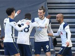 Bale ghi 2 bàn, kiến tạo 1 bàn giúp Tottenham thắng đậm