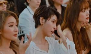 Những giọt nước mắt rơi trong lễ cưới Đông Nhi