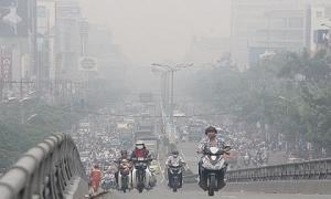 Chỉ số ô nhiễm không khí Hà Nội lại cao nhất thế giới sau thời gian giãn cách xã hội