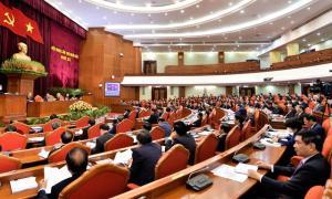 Trung ương nghe giải trình của Bộ Chính trị về các văn kiện Đại hội Đảng
