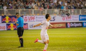 Văn Toàn tỏa sáng, Hoàng Anh Gia Lai đánh bại tân binh V.League