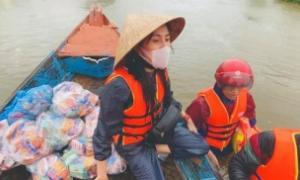Chính quyền Hà Tĩnh xác nhận đã nhận hơn 40 tỷ đồng cứu trợ từ tiền Thuỷ Tiên quyên góp