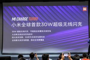 Xiaomi gây sốc với một loạt công nghệ sạc không dây mới
