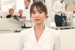 Đây là câu trả lời của Song Hye Kyo khi được hỏi về cuộc sống hậu ly hôn Song Joong Ki
