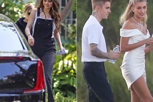 Selena Gomez xuất hiện tươi tắn sau lễ cưới của Justin Bieber