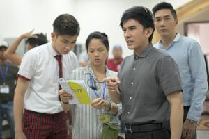 Đan Trường tái xuất phim điện ảnh dành cho lứa tuổi teen với vai trò thầy giáo