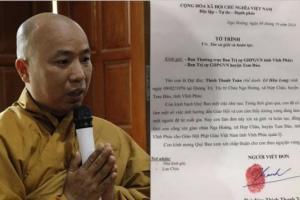 Sư thầy 'gạ tình' phóng viên tiết lộ lý do xin giữ lại tài sản hàng trăm tỷ