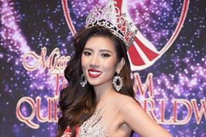 Dương Yến Nhung đăng quang Miss Tourism Global Queen International 2019 cùng nhiều giải phụ