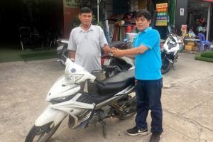 Hiệp sĩ Nguyễn Thanh Hải phải trả lại công cụ dùng bắt cướp