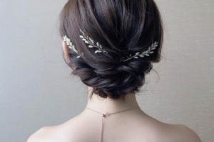 Tổng hợp những kiểu tóc cô dâu theo phong cách Hàn cực hot