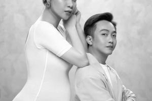 Đàm Thu Trang đã chịu khoe bụng bầu to, chính thức xác nhận có con đầu lòng với Cường Đô La