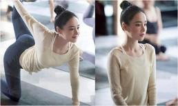 Chỉ là đi tập yoga, Nhã Phương cũng gây sốt với nhan sắc đỉnh cao và body chuẩn không cần chỉnh
