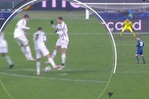 Ronaldo bị coi là tội đồ của Juventus