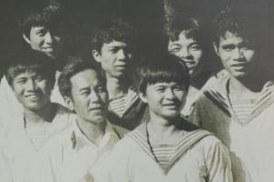Cựu binh chiến tranh biên giới tri ân liệt sĩ Gạc Ma