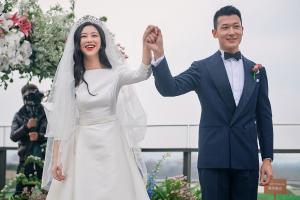 Ảnh cưới mỹ nhân 'Lộc Đỉnh Ký'