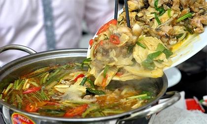 thịt heo chưng mắm, cách làm thịt heo chưng mắm, mắm cá lóc, món ăn dân giã, món ăn mới, cách nấu ăn